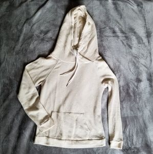 🌹 5/$20 🌹 Lightweight Cream Hoodie